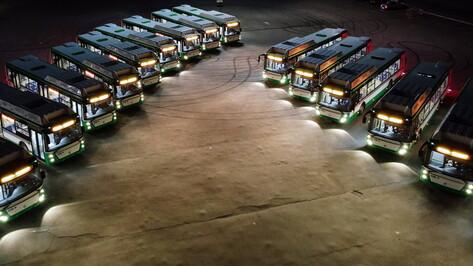Мэрия Воронежа объяснила проблемы с нехваткой автобусов на маршрутах