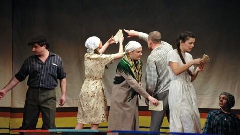 «Театр равных» помог в сборе средств на памятные доски защитницам Воронежа