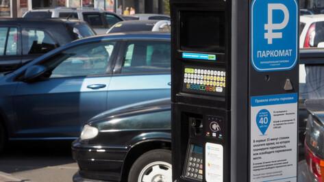 В Воронеже появятся 350 дополнительных табличек с номерами парковочных зон