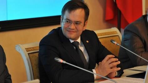 Андрей Ревков ушел с поста врио вице-губернатора Воронежской области