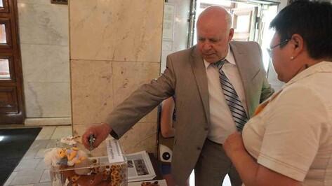 Благотворительный марафон «Дети – детям!» собрал в Воронеже более 320 тыс рублей