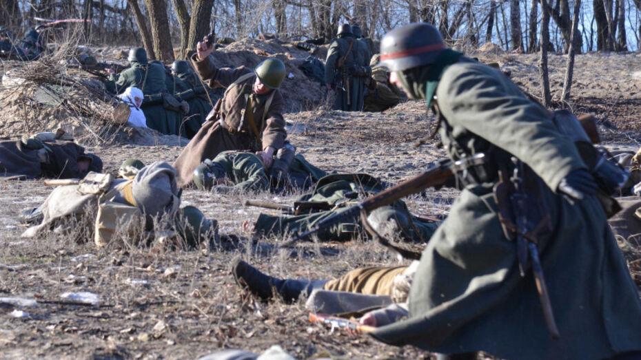 Отменили традиционную реконструкцию битвы за Воронеж