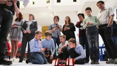 В Воронежском дворце творчества детей и молодежи пройдут соревнования роботов