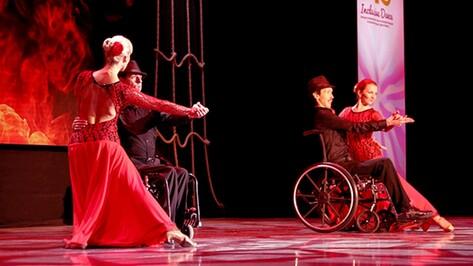Воронежские танцоры взяли две награды на международном фестивале Inclusive dance