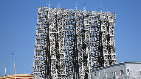 Радиолокационную станцию «Воронеж» в Коми достроят в 2021 году