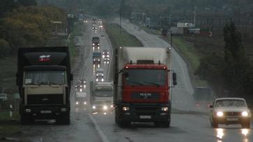 Дорога в обход Новой Усмани под Воронежем заработает в середине 2016 года