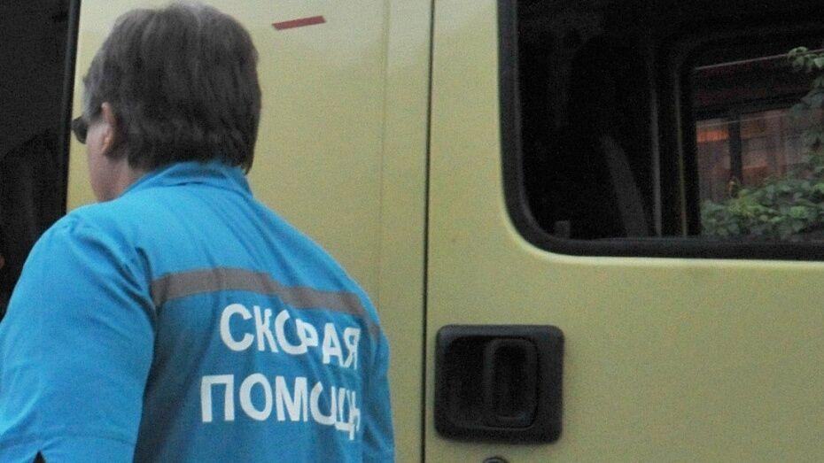 В Воронеже при столкновении 2 иномарок пострадал 11-месячный мальчик