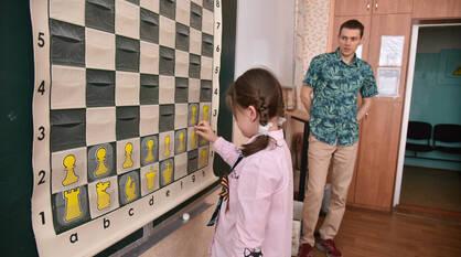 Сказочная игра. В лицее Воронежской области развивают шахматы как обязательный предмет
