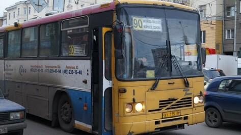 Экологи наказали маршруточников за загрязнение воздуха в Воронеже