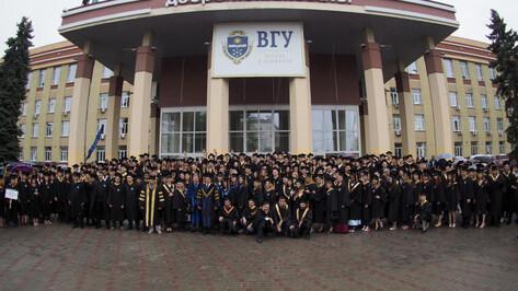 Воронежский госуниверситет вошел в топ-20 вузов России по качеству приема