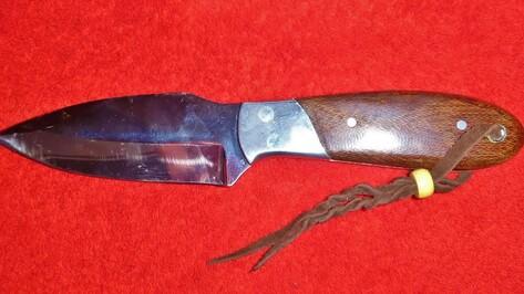 Воронежец убил соседа ударом ножа в глаз