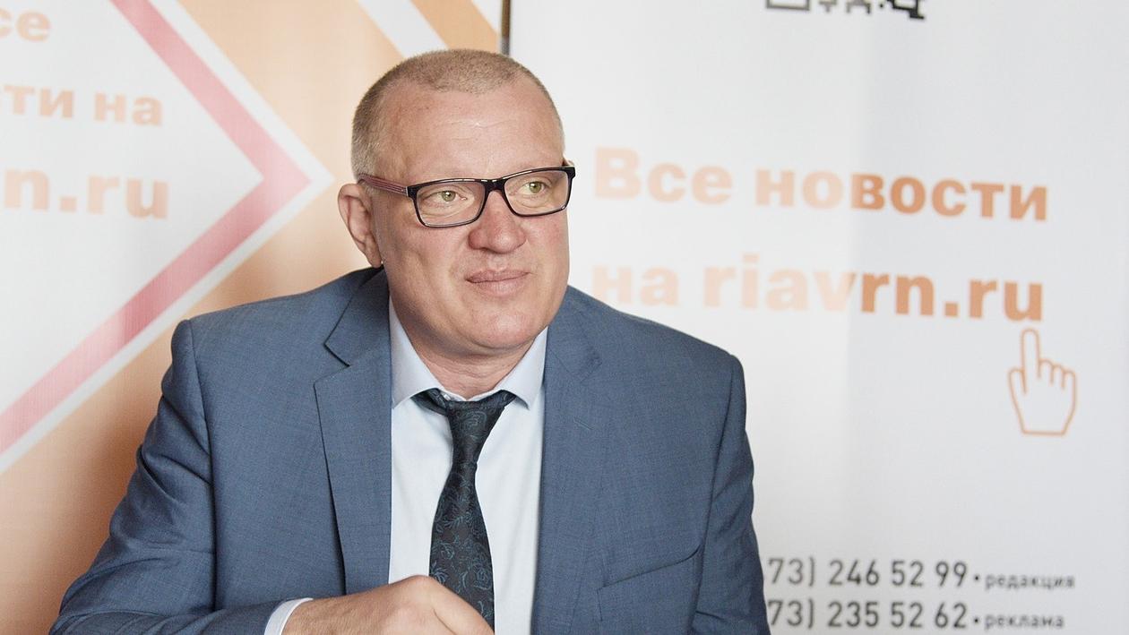 Глава департамента физкультуры и спорта Воронежской области: «Работы предстоит много»