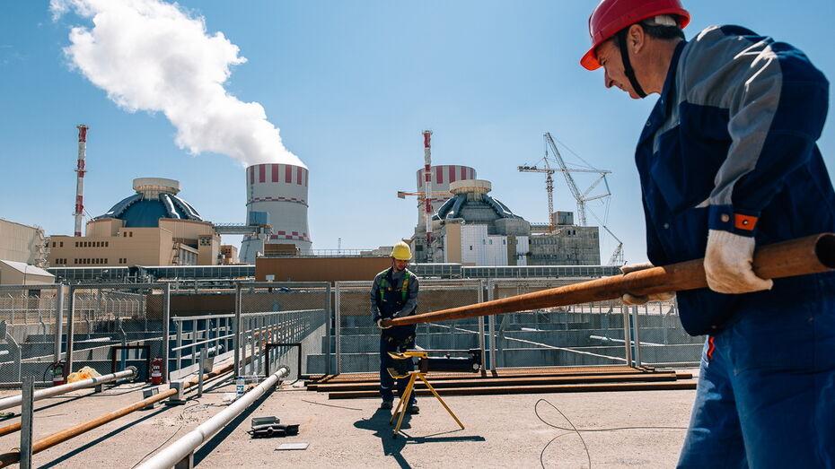 На энергоблоке №2 Нововоронежской АЭС-2 началось заполнение брызгальных бассейнов