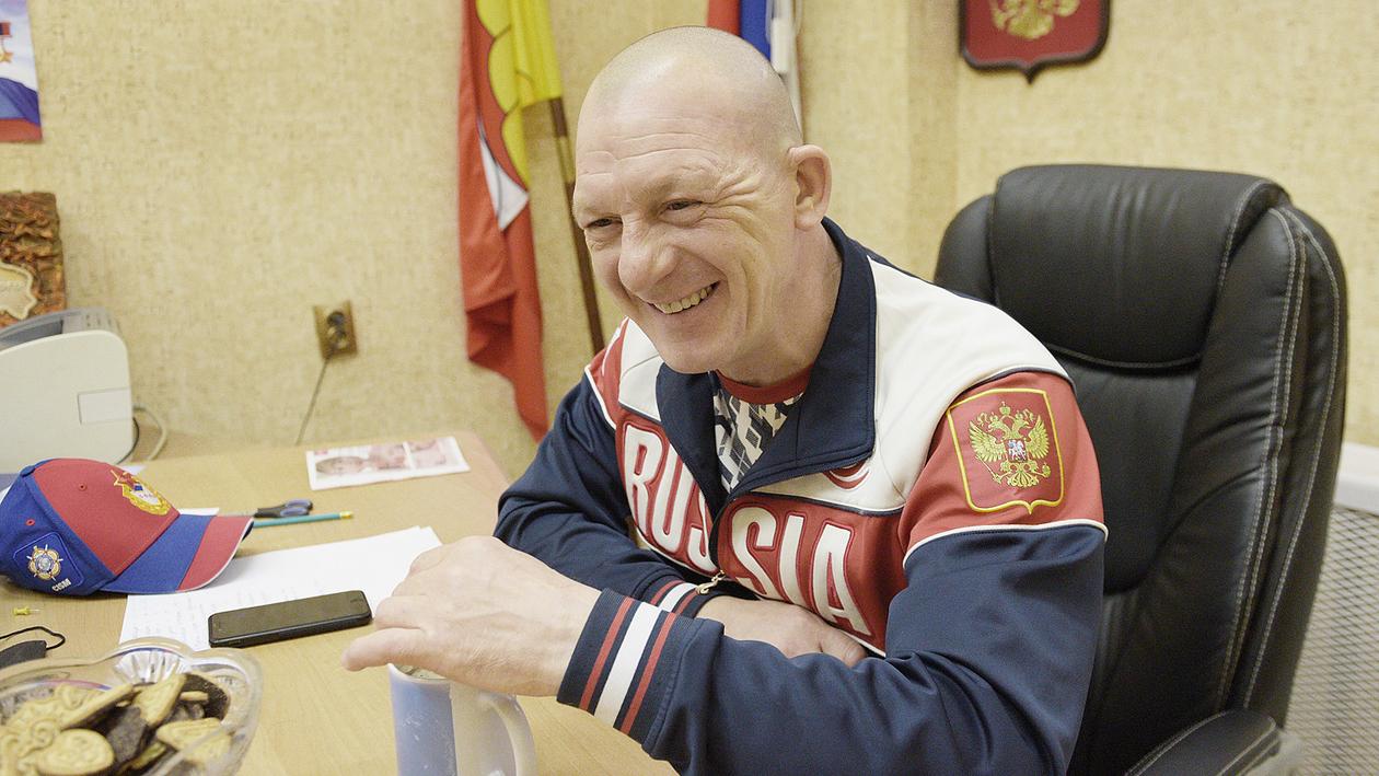 Воронежский чемпион Дмитрий Саутин: «Мечтаю построить бассейн»