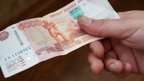 Воронежец попался на сбыте фальшивых денег в торговом центре