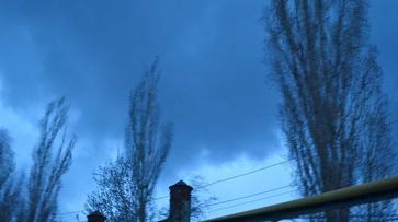 В Бутурлиновке первая весенняя гроза оставила без света жителей 2 улиц