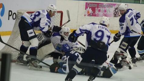 Хоккеисты «Россоши» начали домашние игры с разгрома «Белгорода»