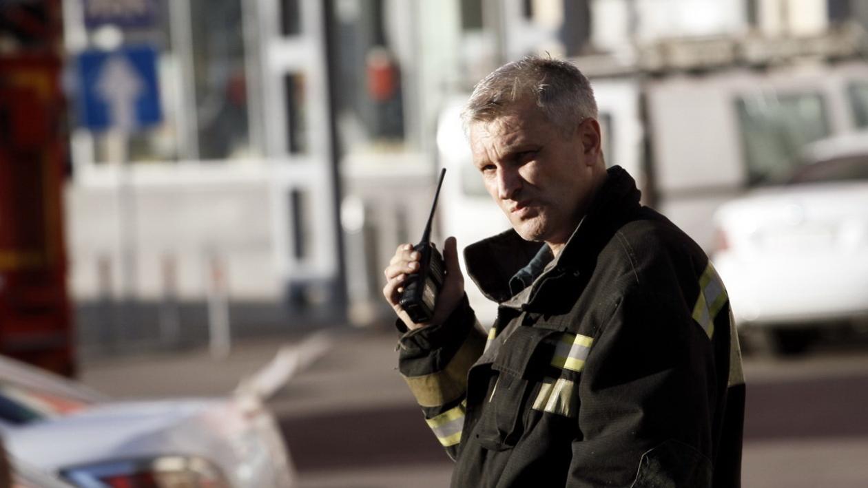 Хроника РИА «Воронеж». Как эвакуировали горожан из торговых центров и офисов
