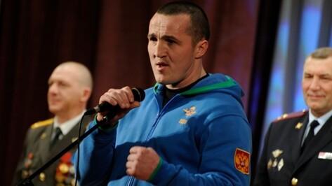 Боксер Денис Лебедев поделился с фанатами новостями о турнире в Воронежской области