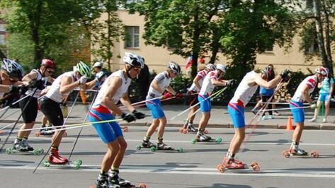 Сборная Воронежской области выиграла чемпионат России по лыжероллерам