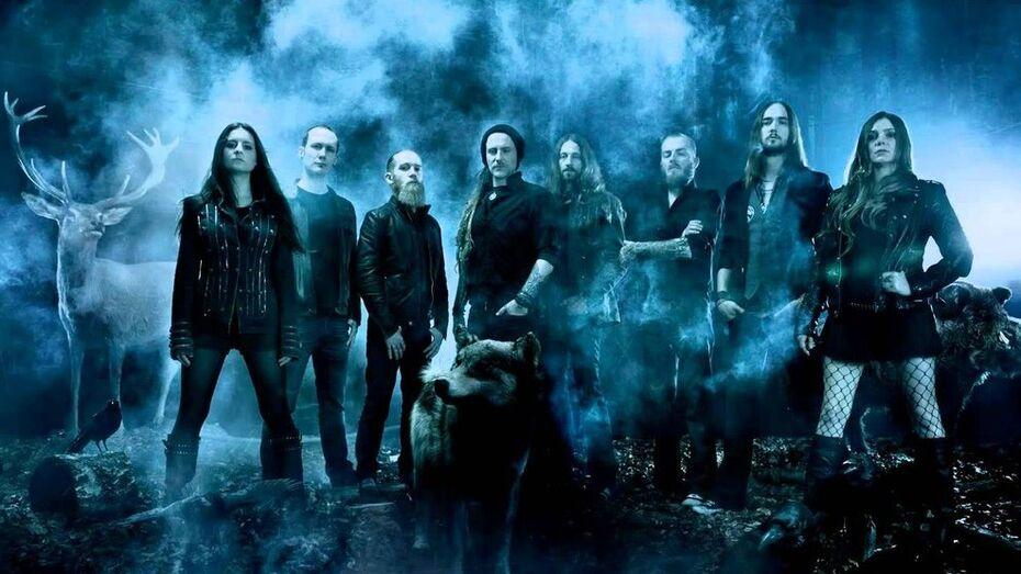 Швейцарская группа Eluveitie споет в Воронеже на мертвом языке