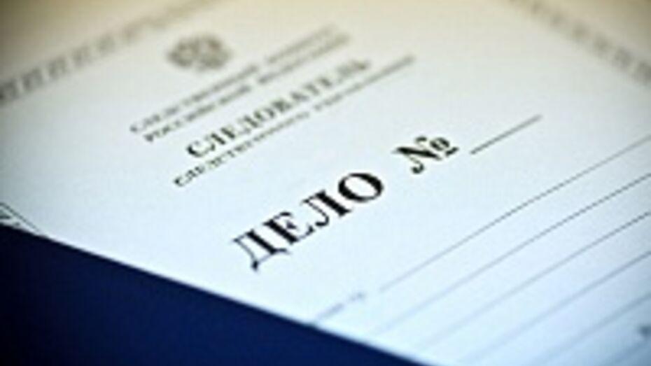 В Воронежской области глава села, совмещавший должность с руководством фирмой, пойдет под суд