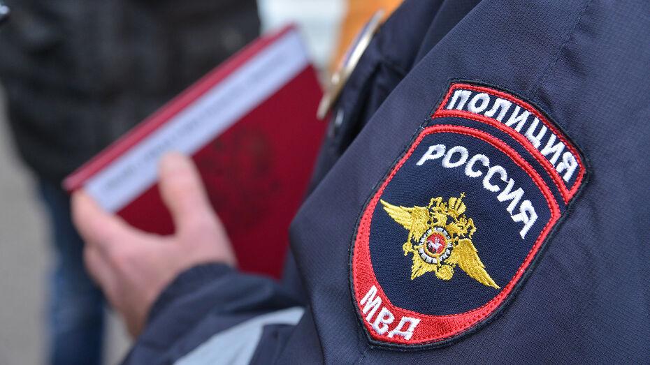 На жителя Воронежской области завели дело за ложный донос о взятке местного главы полиции