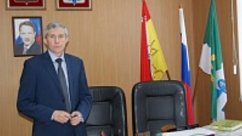Глава Поворинского района Алексей Иванов ушел в отставку