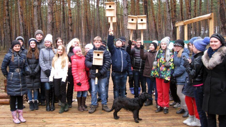 Воронежский зоопарк отметил День птиц уборкой