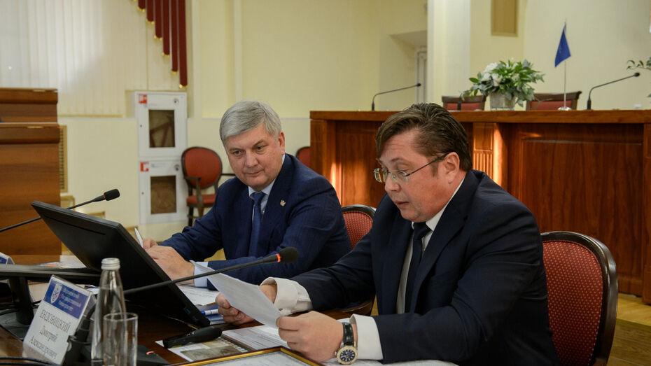 Ректор Воронежского университета назвал средний балл по ЕГЭ у поступивших на бюджет студентов