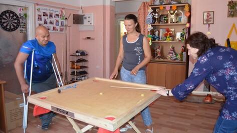 Семилукские инвалиды станут участниками Всероссийского спортивного фестиваля