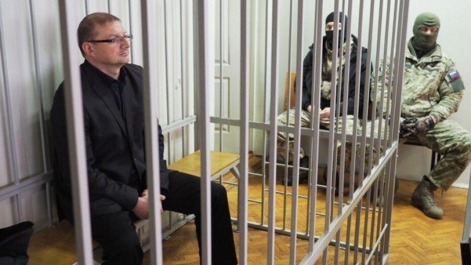 В Воронеже на 2 месяца продлили домашний арест бывшему главному архитектору