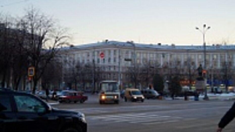 В День освобождения Воронежа перекроют часть улицы Кольцовской