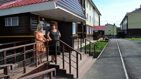 В Грибановке из ветхого жилья переселят 70 семей