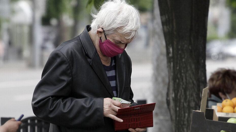 В воронежском Пенсионном фонде выявили хищения на 5 млн рублей