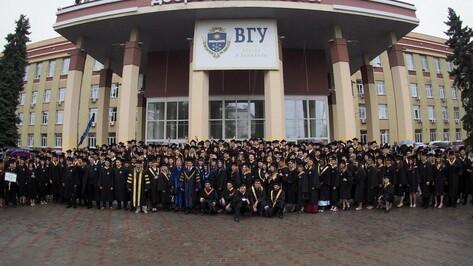 Арт-объекты в виде зачетной книжки и торта установят в Воронеже в день празднования юбилея ВГУ