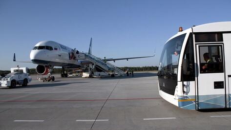 Авиаперевозчик без объяснения причин отменил рейсы между Воронежем и Баку