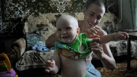 Люди Воронежской области. Одинокий человек с отцовским инстинктом