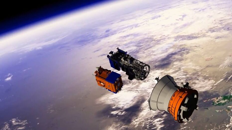 Ракета с воронежским двигателем успешно доставила спутники в космос
