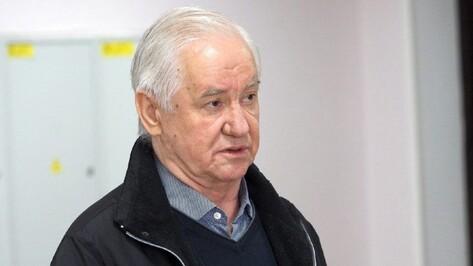 В Воронеже дело экс-губернатора Владимира Кулакова прекратили за истечением сроков давности