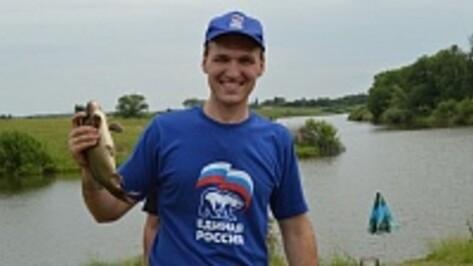 В Новоусманском районе прошел чемпионат по рыбной ловле для учителей