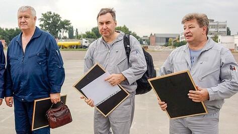 На борту рухнувшего воронежского самолета Ил-112В было 3 человека