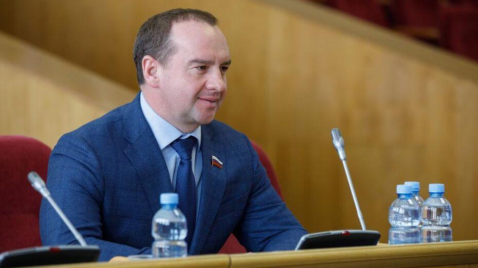 Комитет Воронежской облдумы по физкультуре и спорту возглавил Александр Пешиков