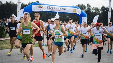В Воронеже впервые пройдет забег через исторические места города