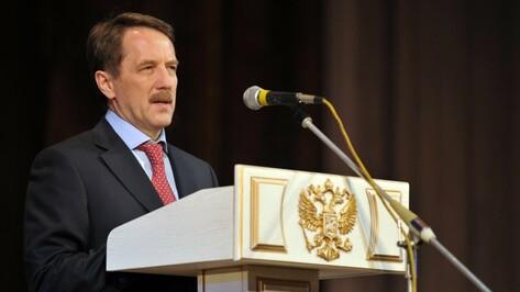 Воронежский губернатор сохранил место в ТОП-5 медиарейтинга глав регионов