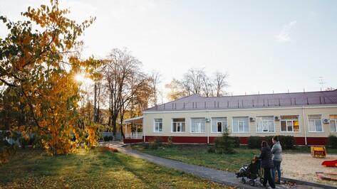 Воронежский «Молвест» поддержал детский хоспис