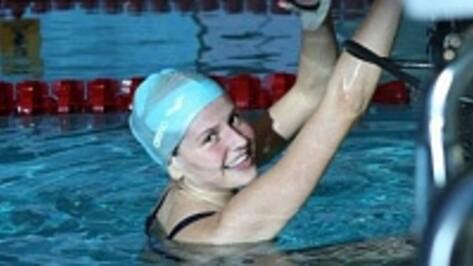 Воронежская пловчиха Оксана Ховилова побила рекорд России и Европы