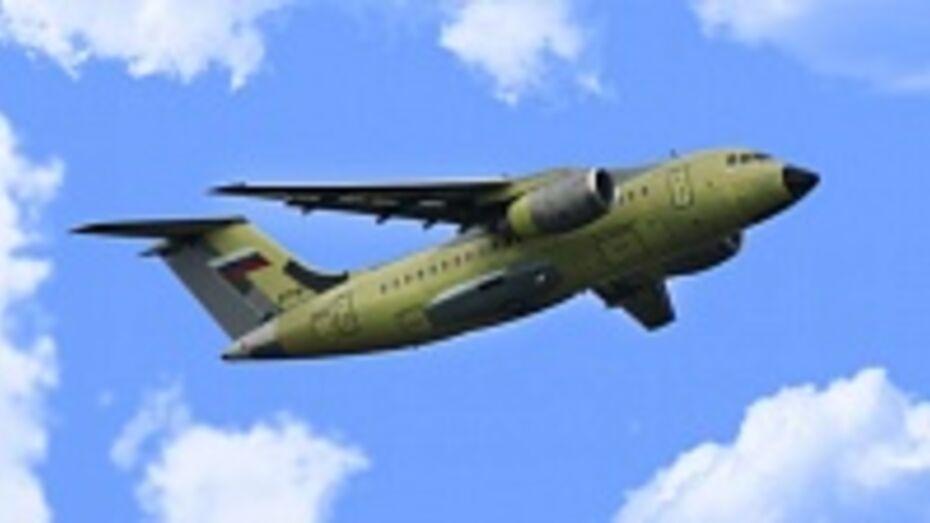 Воронежский авиазавод планирует собрать 7 самолетов в 2014 году