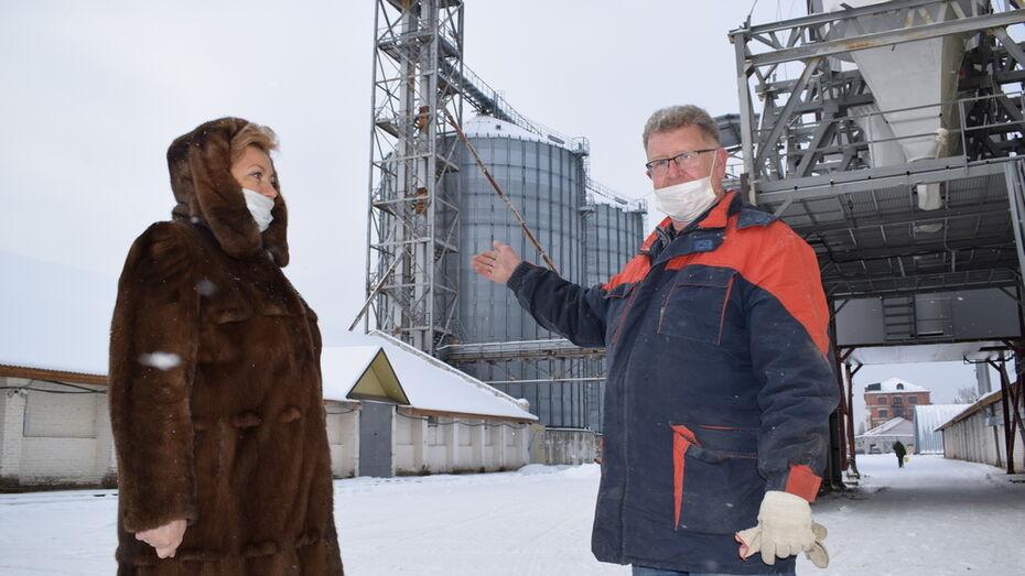 Открытие мельничного комплекса даст Борисоглебску 30 рабочих мест