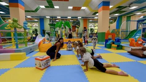 В Воронежской области открылся детский парк «Изумрудный»